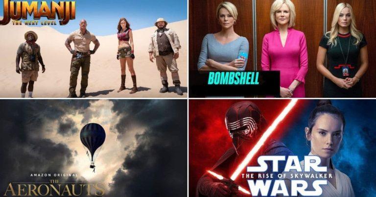 5 filmova koje ne smijete propustiti do kraja 2019. godine
