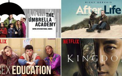 10 Najboljih Novih Serija na Netflixu 2019.