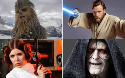 Kviz – saznaj koji si Star Wars lik