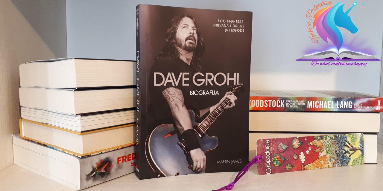 Recenzija knjige: Dave Grohl – biografija: Nirvana, Foo Fighters i druge (ne)zgode