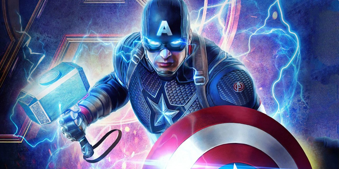 Chris Evans kaže da mu se više sviđalo podiči Thorov Čekić nego Štit Captain Americe