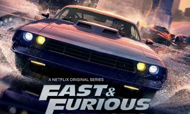 Trailer: Fast & Furious: Spy Racers (2019-)