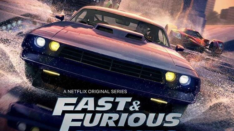 Otkriven datum izlaska, poster i prve fotografije za 'Fast & Furious' animiranu seriju