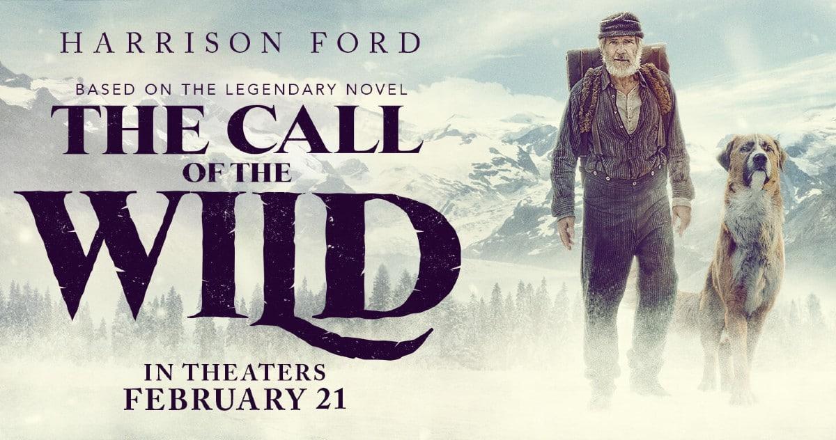 Harrison Ford u ekranizaciji popularnog književnog klasika 'Zov Divljine' (The Call of the Wild)