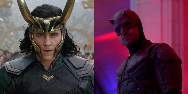 'Daredevil' zvijezda Charlie Cox & 'Loki' zvijezda Tom Hiddleston zamijenili uloge za Halloween