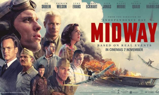 Recenzija: Midway (Bitka za Midway, 2019)