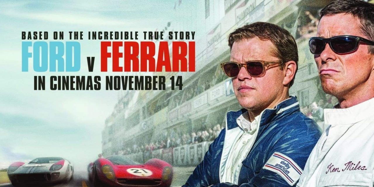 Recenzija: Ford v Ferrari (Izazivač: Le Mans '66, 2019)