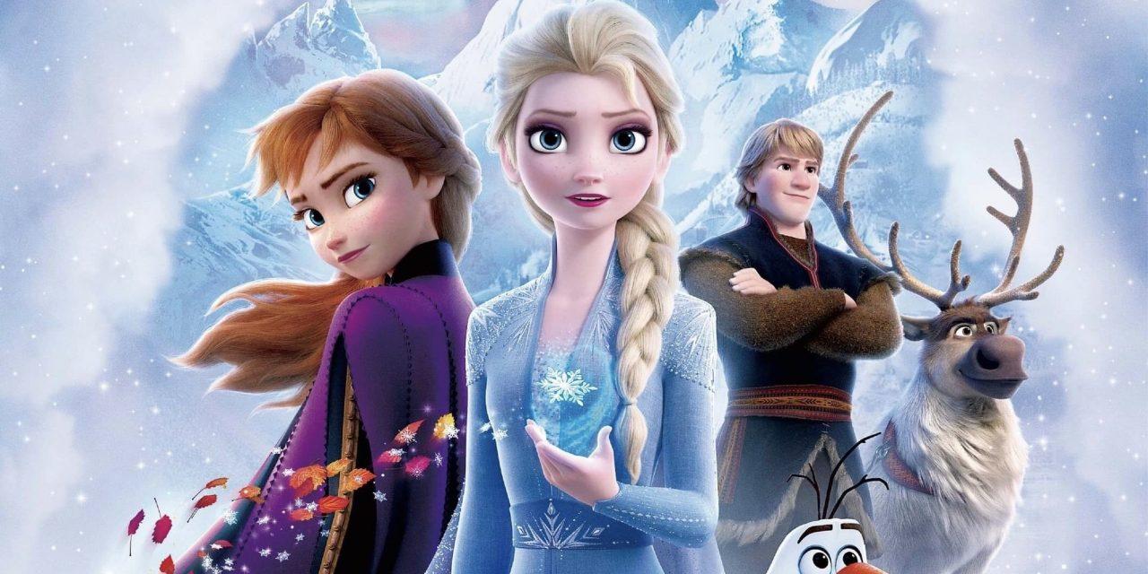 Recenzija: Frozen 2 (Snježno Kraljevstvo 2, 2019)