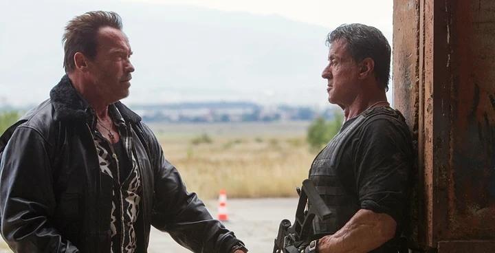 Arnold Schwarzenegger i Sylvester Stallone ratuju jer su ponovo 80-te