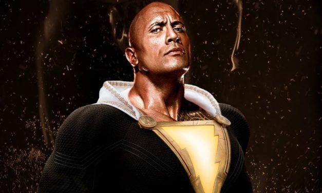 Black Adam – Dwayne Johnson podijelio novu sliku svog brutalnog vježbanja