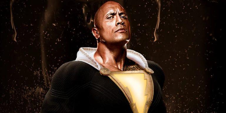 The Rock najavio službeni datum izlaska Black Adam Filma uz fantastičnu sliku