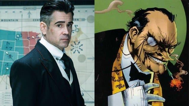 The Batman – evo kako bi Colin Farrell mogao izgledati kao Penguin