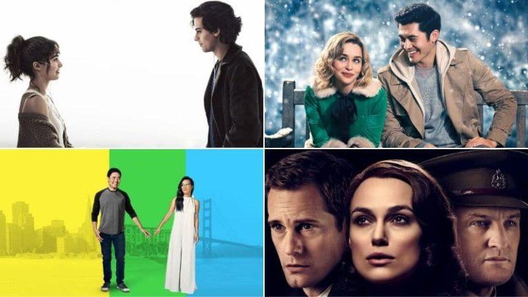 10 Najboljih Romantičnih Filmova 2019