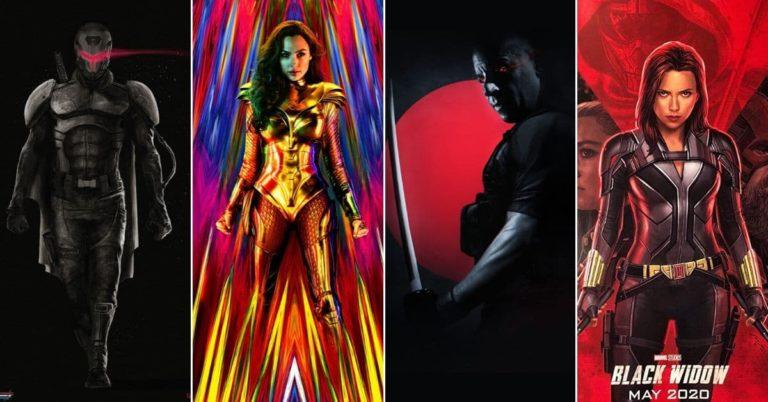 Svi Superherojski filmovi 2020. godine