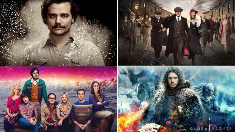 45 Najboljih serija prošlog desetljeća