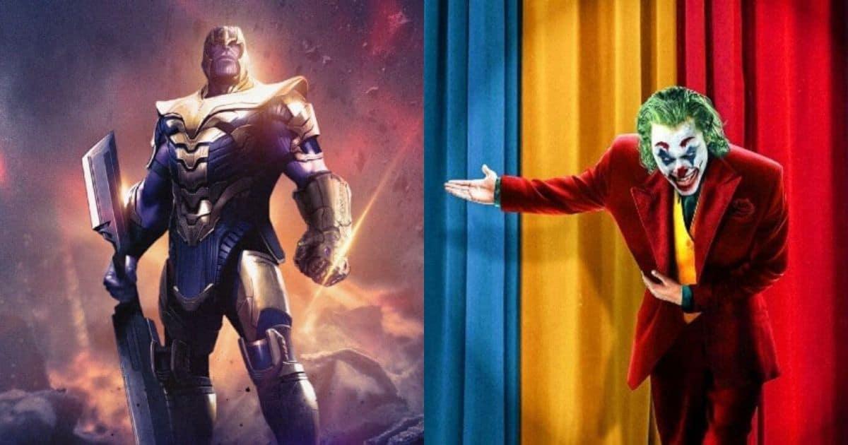 Joker vs. Thanos – Tko je najbolji filmski negativac 2019.