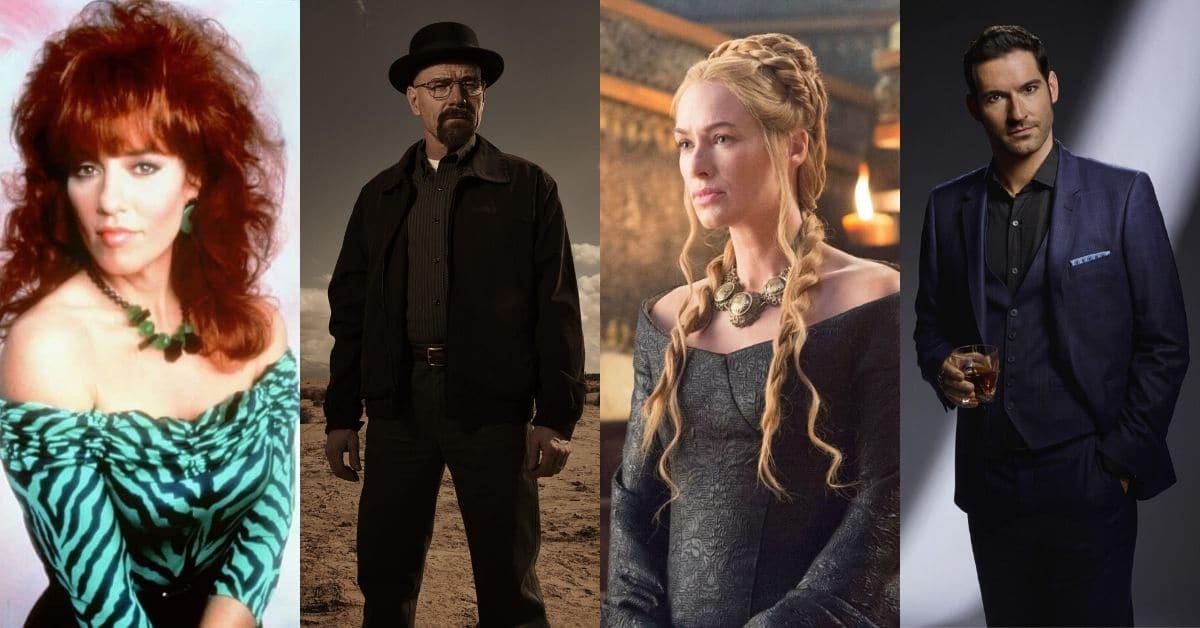 Kviz – koji si lik iz TV serije?