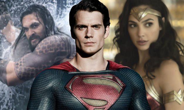 Henry Cavill kaže da je još uvijek Superman