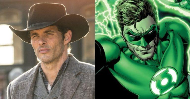 James Marsden postaje Green Lantern za HBO Max seriju u novoj zanimljivoj fanovskoj slici