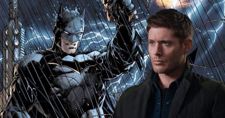 'Supernatural' zvijezda Jensen Ackles odlično maskiran kao Batman za Halloween [slike]