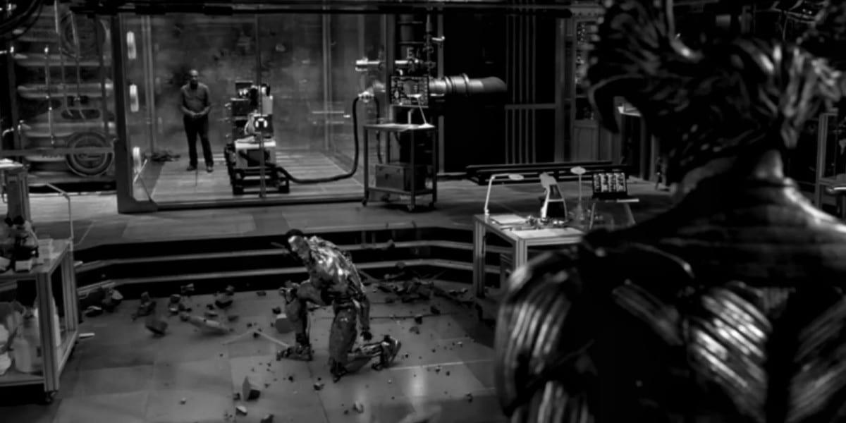 Izbrisana Justice League scena pokazuje Cyborga kako brani S.T.A.R. laboratorij od napada