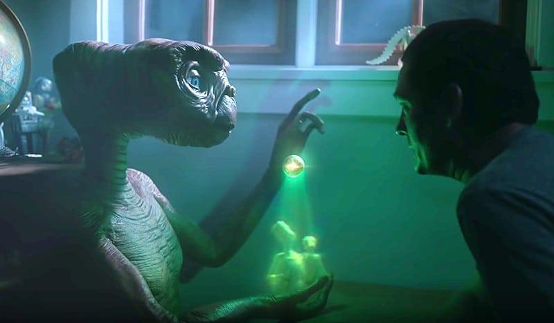 E.T. i Elliott su se vratili u novoj reklami koja je oduševila fanove