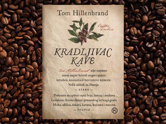 """Roman """"Kradljivac kave"""" verzija je """"Oceanovih jedanaest"""" s velikim vlasuljama i mušketirima"""