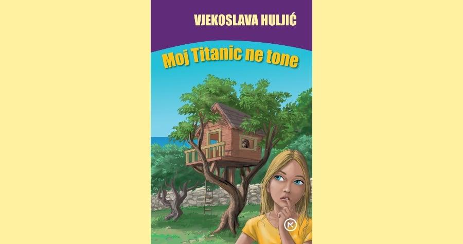 Vjekoslava Huljić – autorica koja pomiče granice u dječjoj književnosti