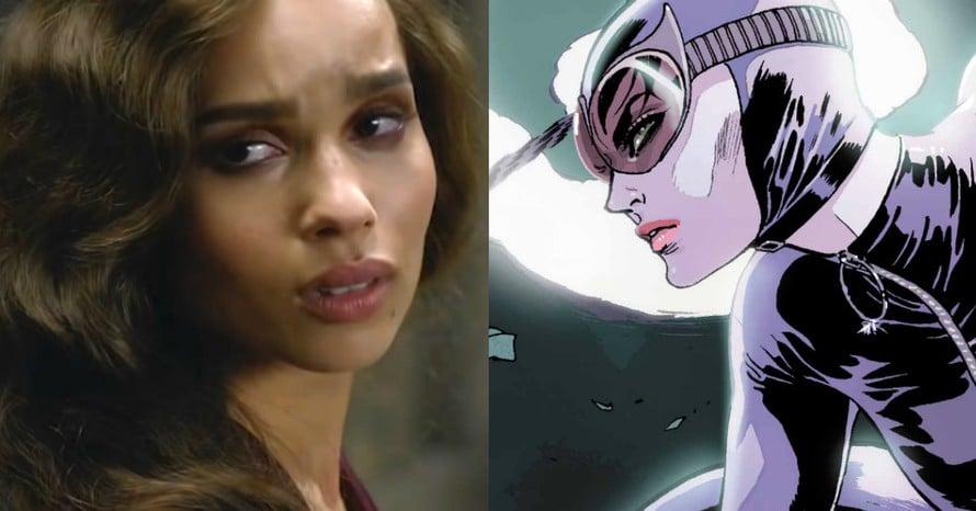 Zoe Kravitz otkrila kratku frizuru Catwoman za nadolazeći 'The Batman'