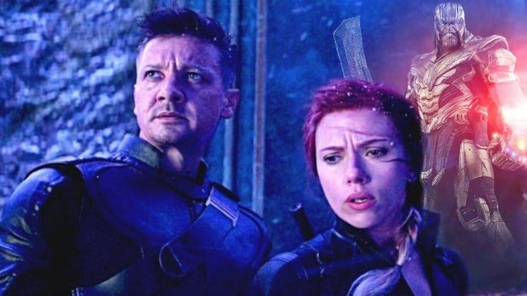 Avengers: Endgame nova izbrisana scena – Thanos napada Hawkeye i Black Widow na Vormiru [Video]
