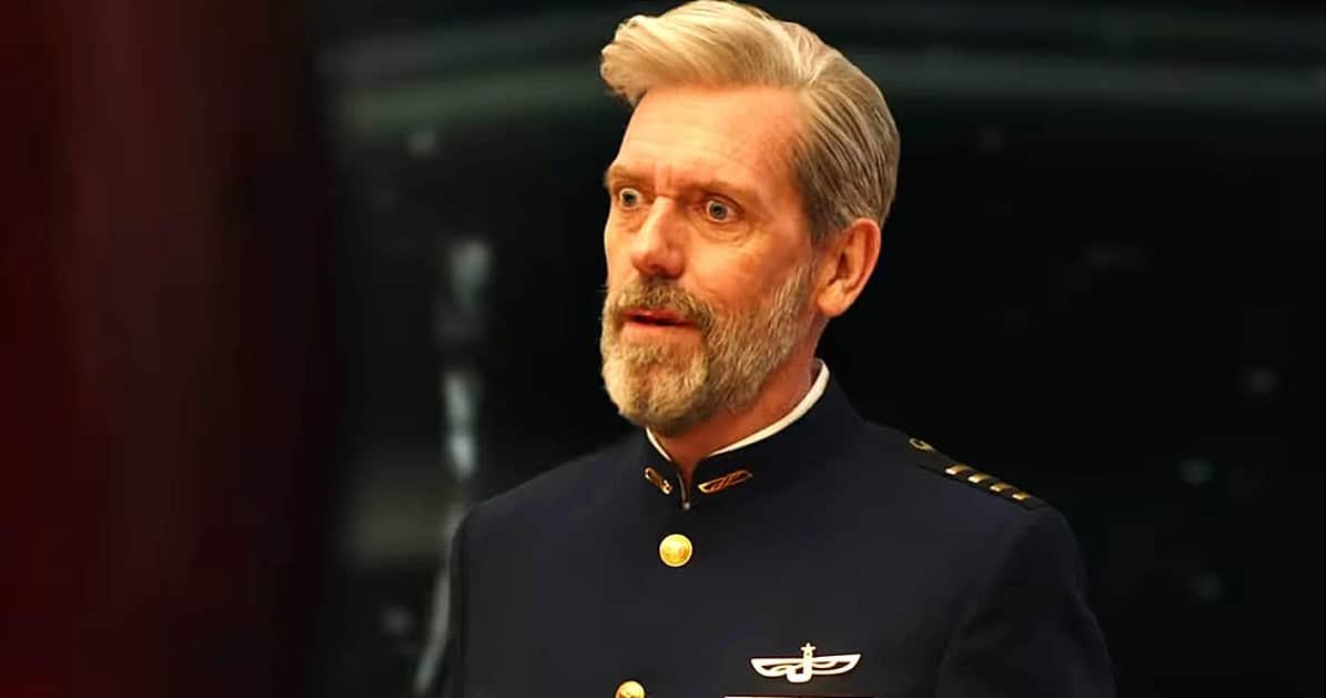 Hugh Laurie je kapetan svemirskog broda u Traileru za novu HBO seriju 'Avenue 5'