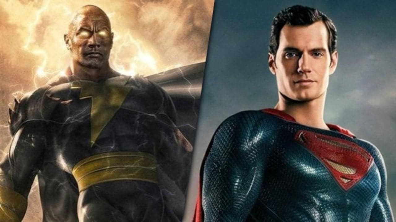 Henry Cavillov Superman se bori s Dwayne Johnsonovim Black Adamom u novoj fantastičnoj fanovskoj slici koju je osobno tražio 'The Rock'