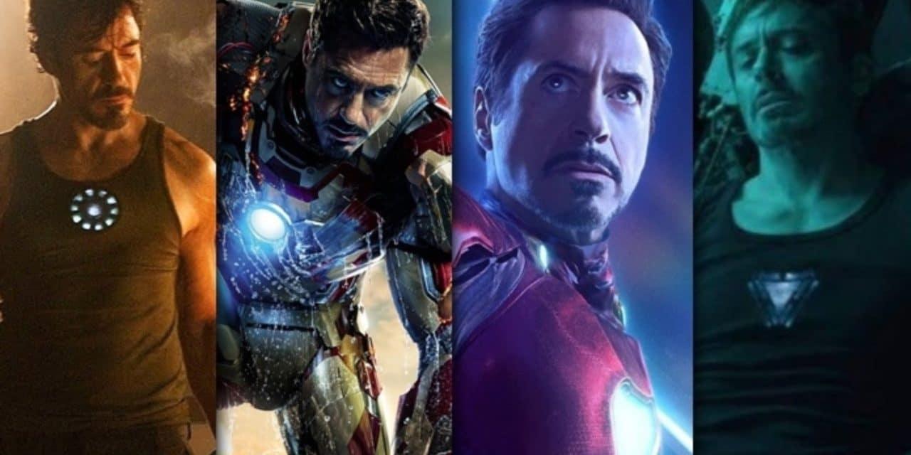 Prvi Marvelov Iron Man postavio je žrtvu Tonya Starka u Avengers: Endgame filmu