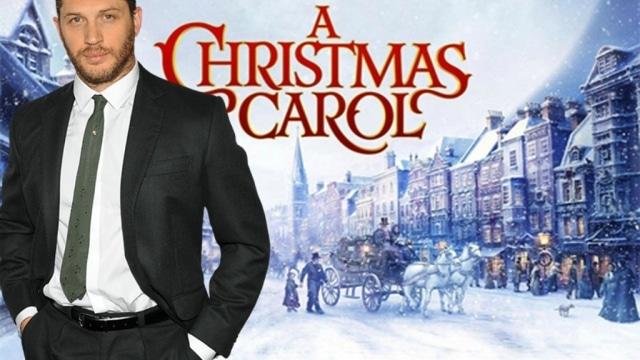 Tom Hardyjeva A Christmas Carol mini-serija dobila Trailer