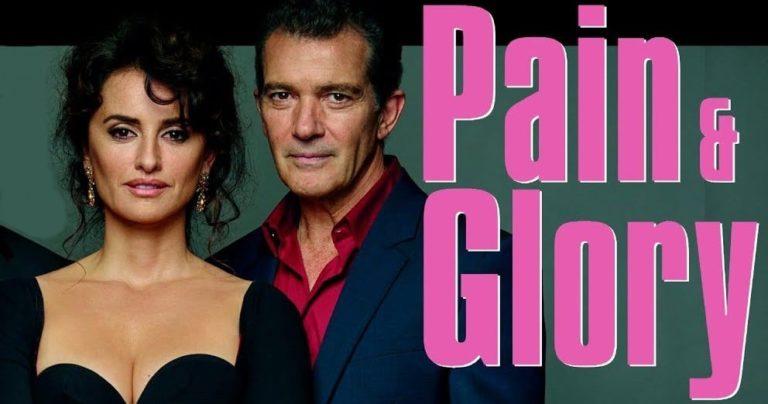 Antonio Banderas u ulozi karijere u filmu Pedra Almodovara, Pain & Glory (Tuga i Slava)!