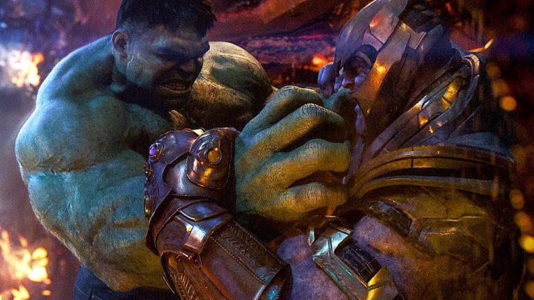 Avengers: Endgame je izbacio Thanos vs Hulk rematch