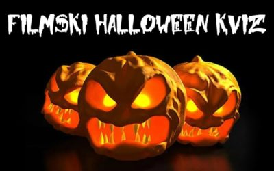 Veliki Filmski 'Halloween' Kviz