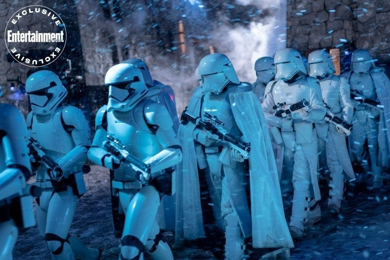 Star Wars: The Rise of Skywalker otkrio 8 novih ekskluzivnih slika