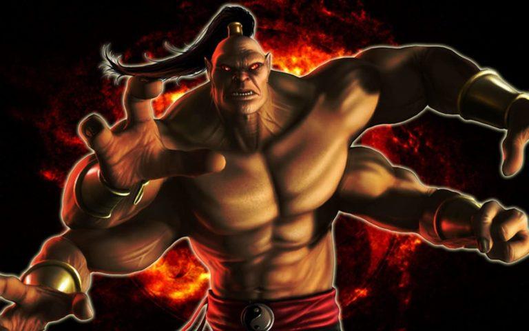 Mortal Kombat reboot film procurila 4 lika