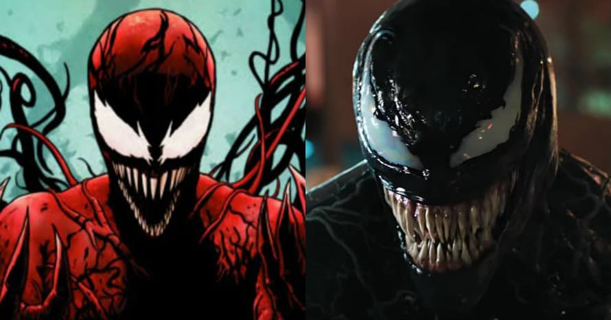 'Venom 2' – Tom Hardy nas zadirkuje borbom s Woody Harrelsonovim Carnageom u novoj slici