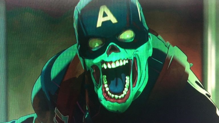 Marvel's What If…? procurile razne scene na otvaranju Disney+ platforme i izgledaju predivno