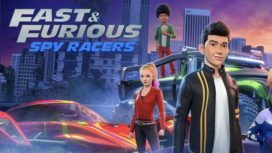 Recenzija: Fast & Furious: Spy Racers (2019-)