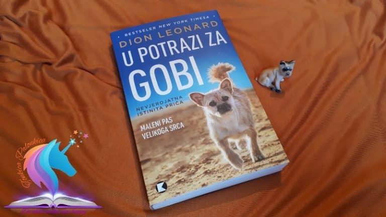 Recenzija knjige: U potrazi za Gobi: maleni pas velikoga srca