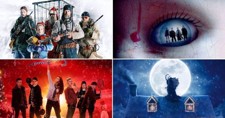 10 Najboljih Božićnih horor filmova