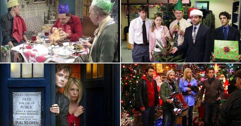 15 Najboljih Božićnih TV epizoda