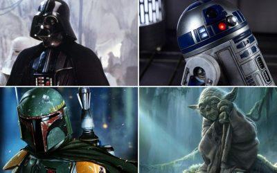 10 Najboljih likova Star Wars svemira