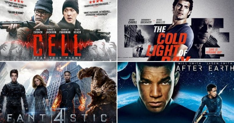 10 Najgorih filmova prošlog desetljeća (svake godine po jedan)