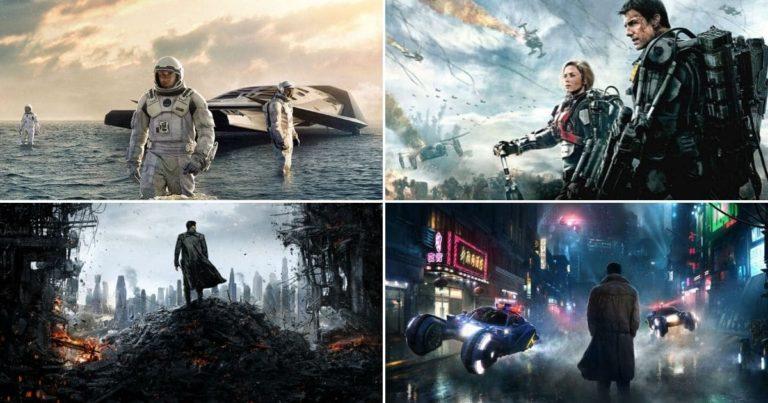 20 Najboljih SF filmova prošlog desetljeća