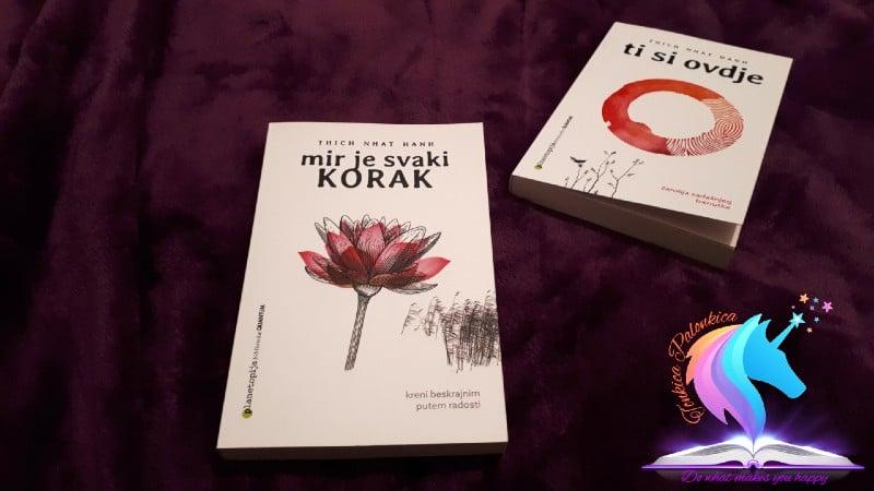 Recenzija knjige: Mir je svaki korak: Kreni beskrajnim putem radosti