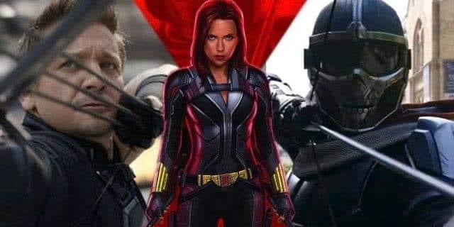 Black Widow teorija: Taskmaster bi mogao biti Hawkeye